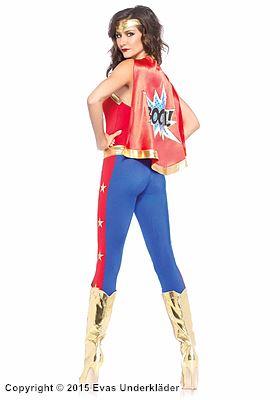 Wonder Women, maskeraddräkt